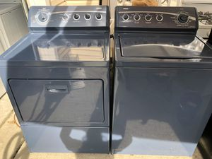 Kenmore washer with matching gas dryer for Sale in Monroe Township, NJ