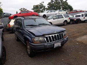 2001 Jeep Grand Cherokee for parts only for Sale in El Cajon, CA
