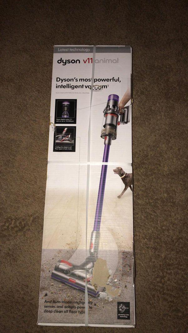 Dyson 11 animal