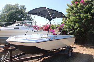 16' Thunder Bay Cruiser Boat w/ Trailer for Sale in Anaheim, CA