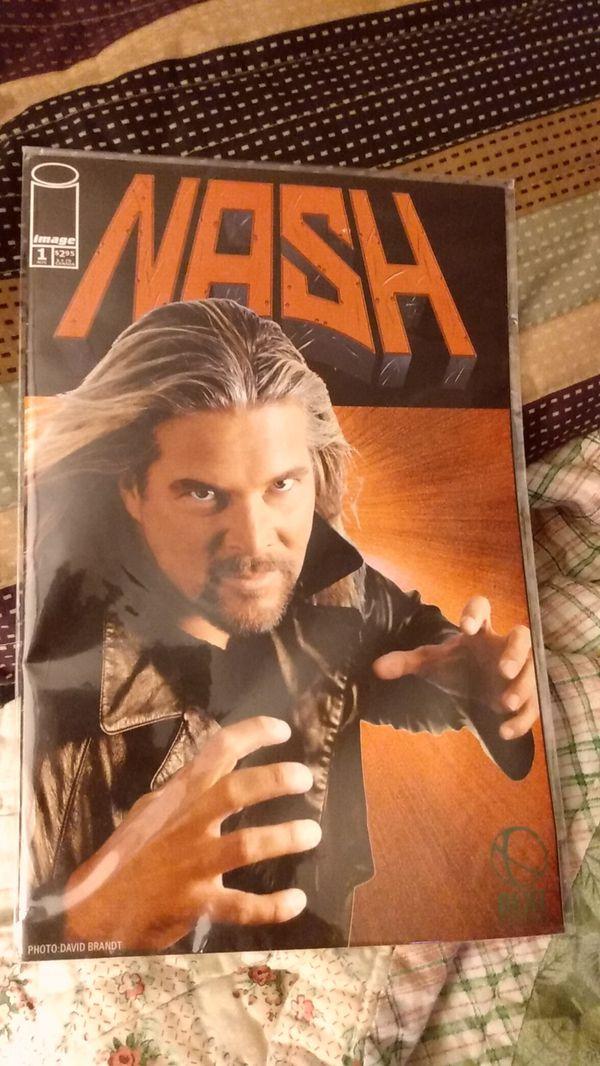 """Nash """"Comics, images"""""""