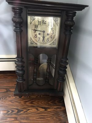 Antique wall clock for Sale in Freehold, NJ