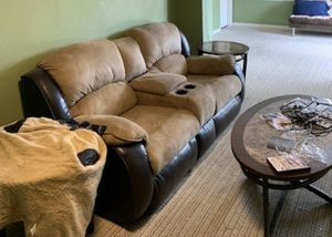 $50 couch recliner for Sale in Colorado Springs, CO