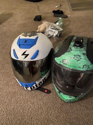 Motorcycle helmets for Sale in Boulder, CO