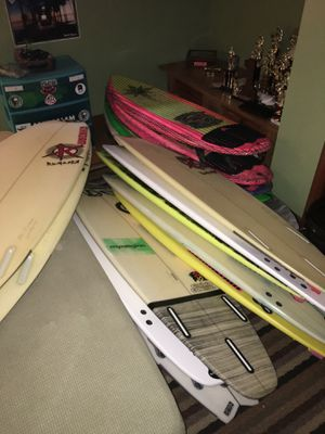 TOP OF LINE SURFBOARDS PRICES VARY!!!!!!!!!! for Sale in Boynton Beach, FL
