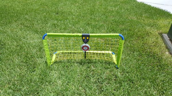 Soccer Net with Goal Sounds
