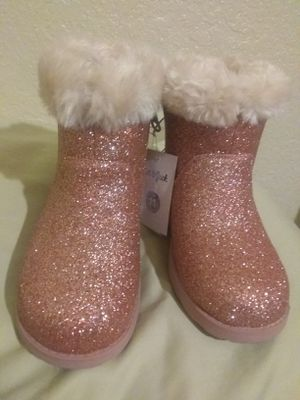 Boots cat&Jack toodler girl size11 new for Sale in City of Industry, CA