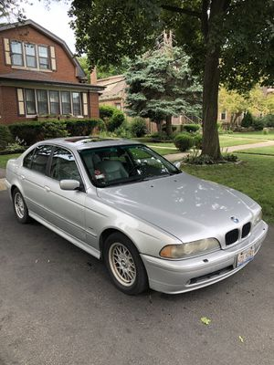 2001 BMW 530i - $1,800 OBO for Sale in Chicago, IL