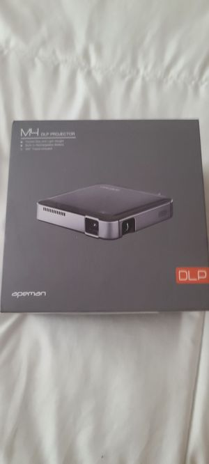 Apeman M4 Mini Portable Projector for Sale in Fontana, CA