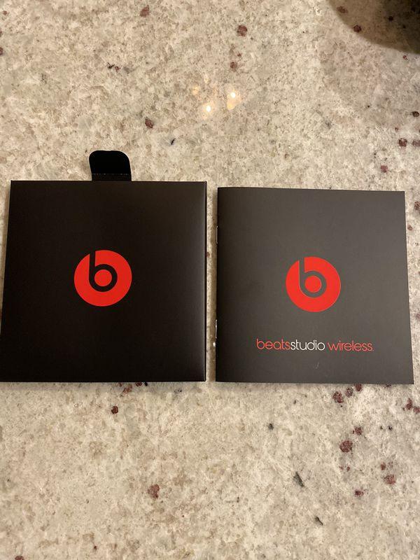 Beats Studio 2 Wireless Noise Cancelling