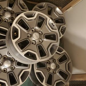 """2017 Rubicon Wheels 17"""" for Sale in Grove City, OH"""