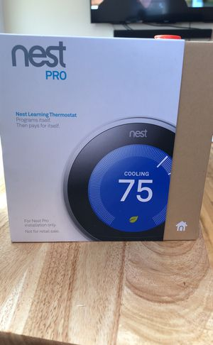 Nest pro 3 generation for Sale in Silver Spring, MD
