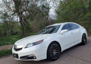 Great shape. 2012 Acura TL AWDWheels for Sale in Columbia, SC