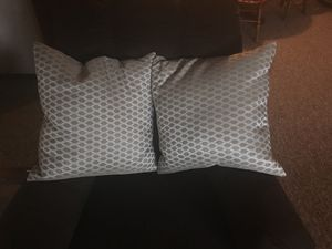 Throw pillows for couch for Sale in Fairview, PA