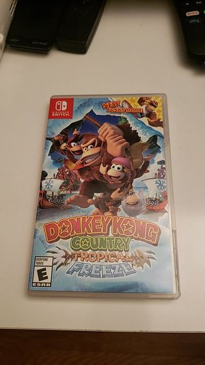 Donkey Kong Country empty case for Sale in Plantation, FL