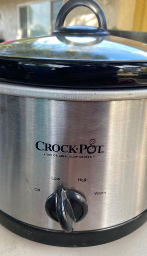 Crock Pot for Sale in Riverside, CA