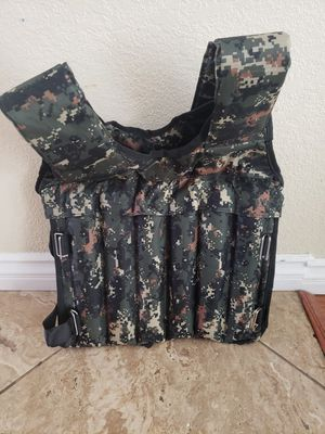 45 pound weighted vest new unused for Sale in Lawndale, CA