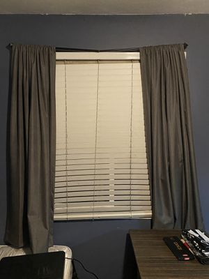 Blackout curtains (set of 2) for Sale in Rancho Cucamonga, CA