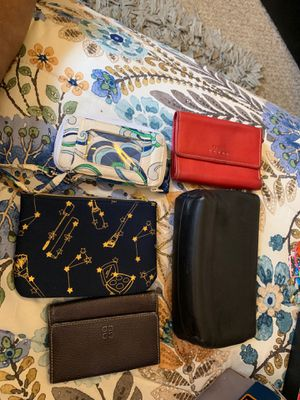 Various Wallets for Sale in Brandon, FL