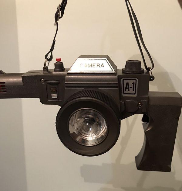 Vintage plastic camera
