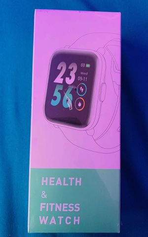 AIR PINK HEALTH AND FITNESS WATCH for Sale in Holland, MI