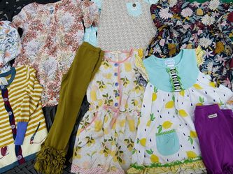 Matilda Jane, Shrimp And Grits And Boutique Bundle Size 4/5/6 for Sale in Alexandria,  VA