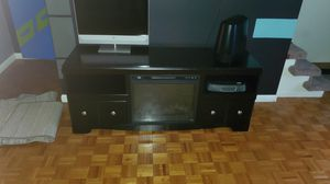 Fireplace and TV stand for Sale in Evergreen, CO