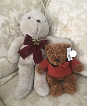 Two Teddy Bears for Sale in Boynton Beach, FL