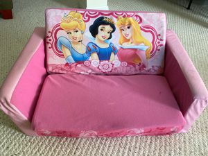 Princess Sofa for kids for Sale in Chantilly, VA