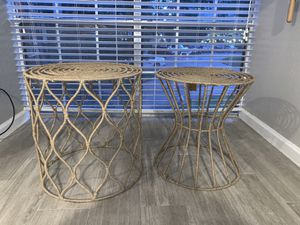 Side tables for Sale in Houston, TX