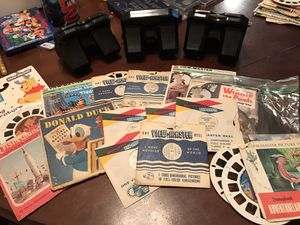 Vintage view master and reels Disney for Sale in Kissimmee, FL