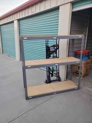 Metal shelving for Sale in Menifee, CA