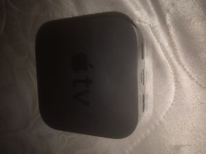 Apple TV box for Sale in Silver Spring, MD