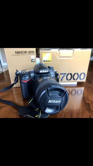 Nikon D7000 for Sale in Las Vegas, NV