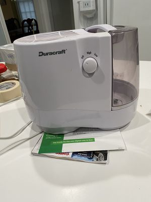 Duracraft humidifier for Sale in Bladensburg, MD