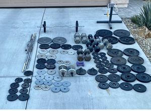 Olympic Weight Set for Sale in Henderson, NV