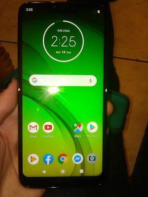 Motorola g7 power for Sale in Glendale, AZ