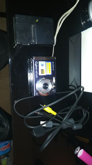 Sony cyber-shot camera for Sale in Columbus, OH