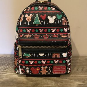 2019 Xmas Snacks Mini Backpack for Sale in Young, AZ