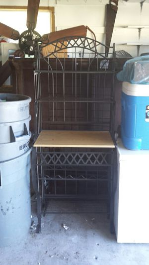 Bakers rack for Sale in Port St. Lucie, FL