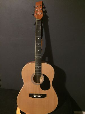Kona Acoustic Guitar with strap for Sale in Greensboro, NC