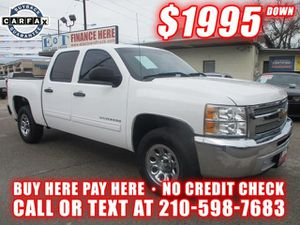 2013 Chevrolet Silverado 1500 for Sale in San Antonio , TX