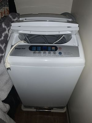 Magic Chef Portable Washer, Dryer, Stand, Dolly for Sale in Boston, MA