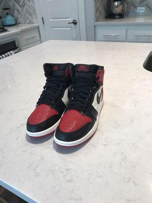 Jordan 1 High Bred Toe GS for Sale in Austin, TX
