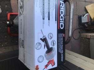 Ridgid Snake for Sale in Long Beach, CA