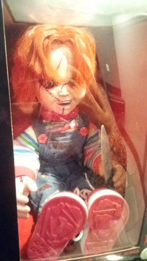 TALKING ANIMATED CHUCKY for Sale in Montebello, CA