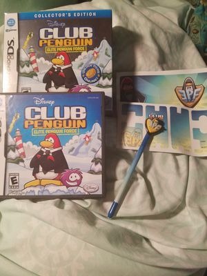 Club Penguin Elite Penguin Force for DS for Sale in House Springs, MO