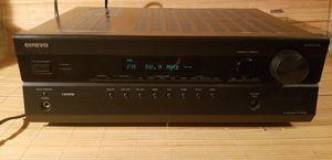 ONKYO av receiver model ht-r380 for Sale in Philadelphia, PA