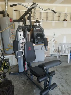 Marcy workout bench for Sale in Watauga, TX