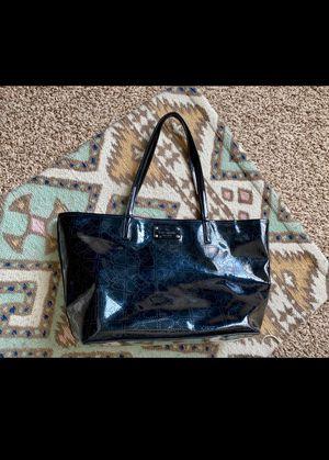 Kate Spade Black Patent Leather Tote Bag for Sale in Abilene, TX